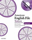 American English File Starter: Workbook with MultiROM by Paul Seligson, Clive Oxenden, Christina Latham-Koenig (Mixed media product, 2010)