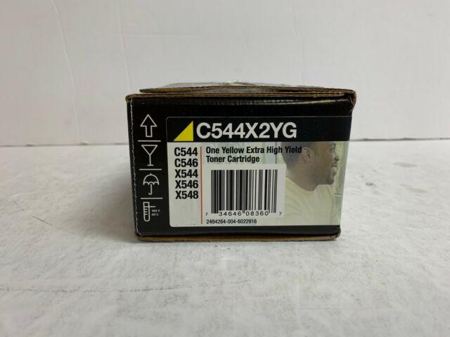 004 - LEXMARK C544X2YG 004 C544X2YG