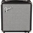 Fender Rumble 1x8-Inch 15-Watt V3 Bass Combo ProAudioStar Amplifier