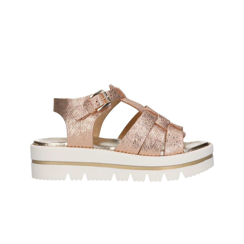 KEYS Sandali scarpe donna cipria mod. 5875