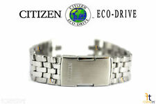 Citizen Eco-Drive Original CA0080-54E Stainless Steel Watch Band Strap