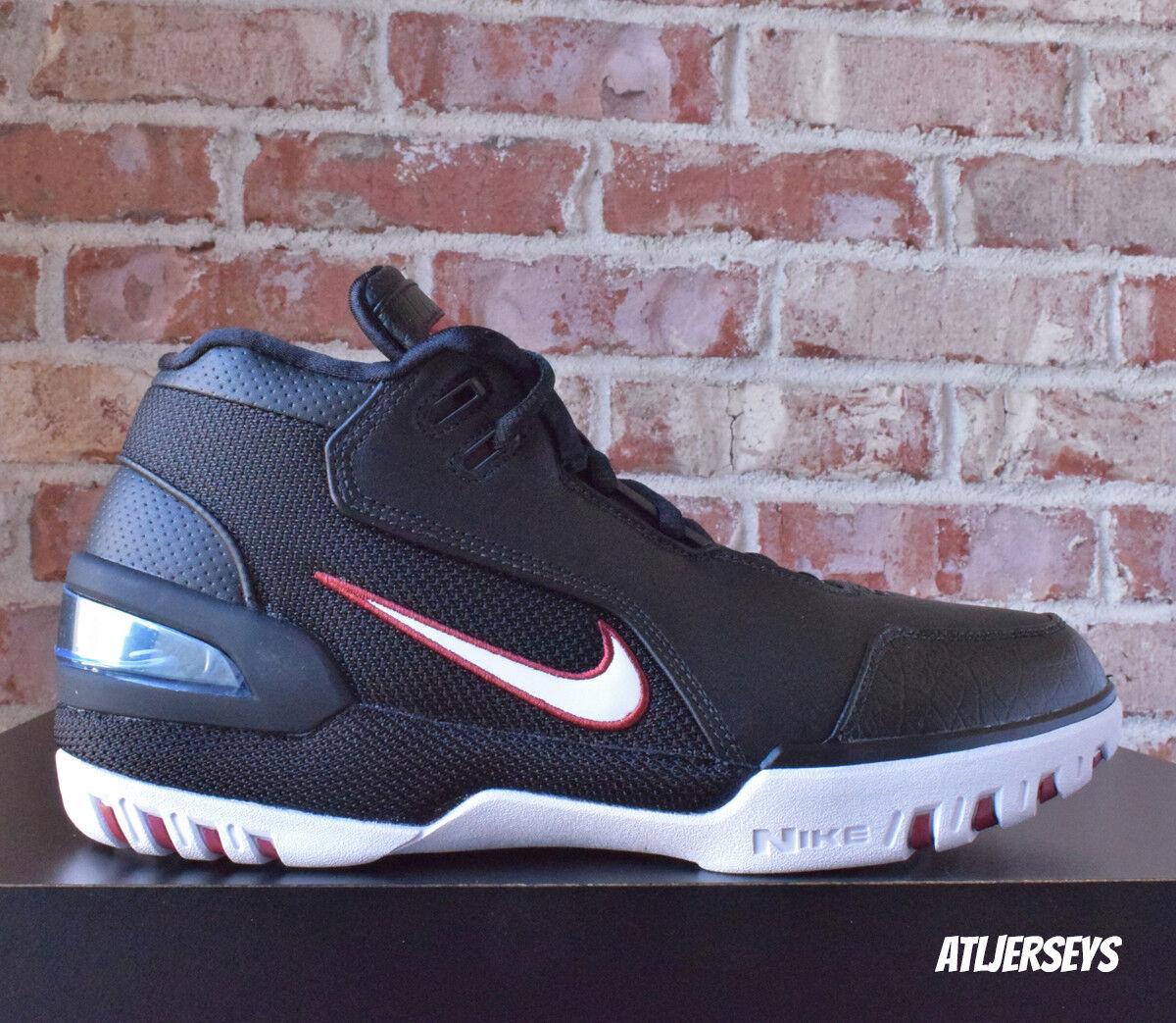 Nike lebron aria zoom generazione qs re neri torre aj4204-001 dimensioni