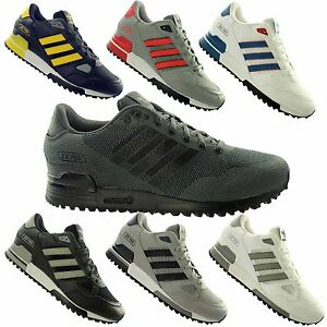 huge selection of 6f8a8 d2ba9 Image is loading adidas-ZX-750-Mens-Trainers-Originals-UK-3-