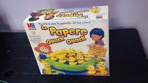 Mb Milton & Bradley Oisons Quack Heureux Ducks 1995 New Scellé