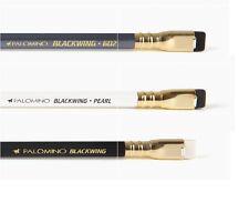 PALOMINO BLACKWING Pencils one each (Original, 602, Pearl) 3 Pencil Set