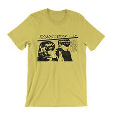 Sonic Youth T-shirt Goo Homme Unisexe Tee Top SALE album bande