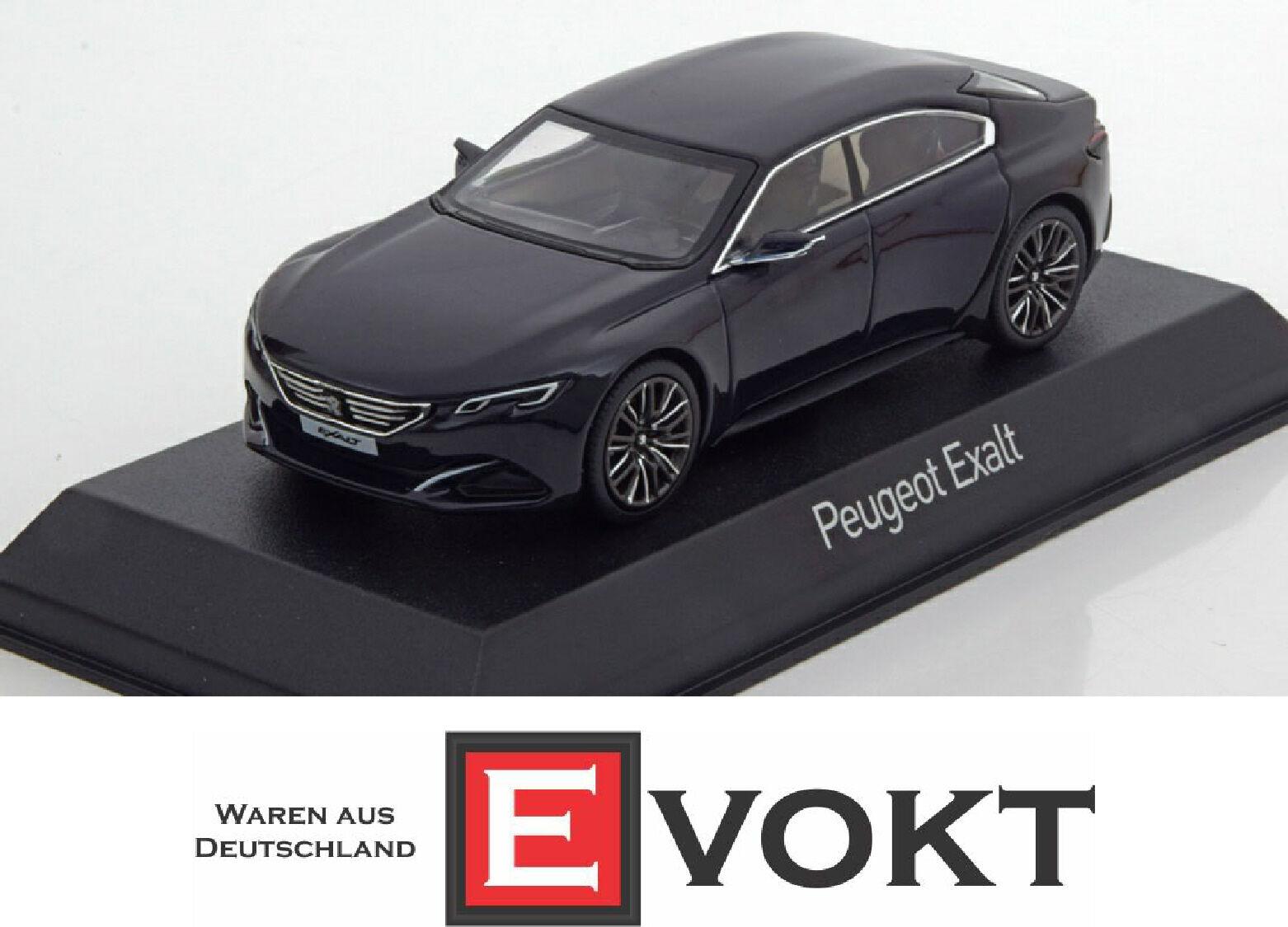 Peugeot concept car exakte versionsnummer 2015 1 43 norev neue + ovp 479988
