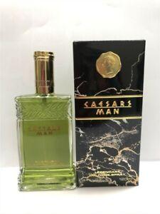 Caesars Man by Caesars 4.0 oz/120 ml Legendary Cologne Spray Men, Older Formula!
