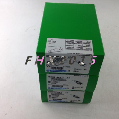 Telemecanique proximity switch XS630B1NAM12