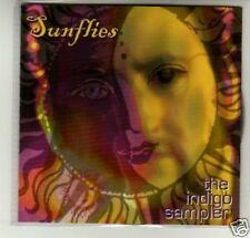 (D429) Sunflies, The Indigo sampler - DJ CD