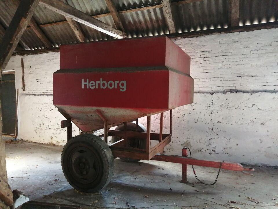 Kornvogn, Herborg