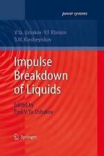 Impulse Breakdown of Liquids by S.M. Korobeynikov, Vasily Y. Ushakov, V. F....