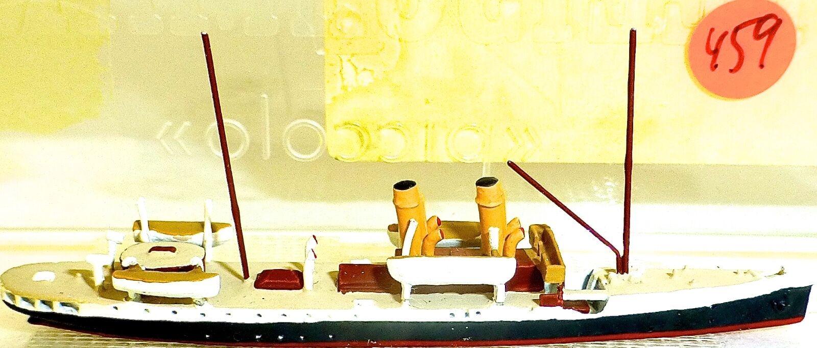 Yacht Prince Waldemar GM Modèle de Bateau GM S4 1:1250 SHP459 Å | Ont Longtemps Joui D'une Grande Renommée