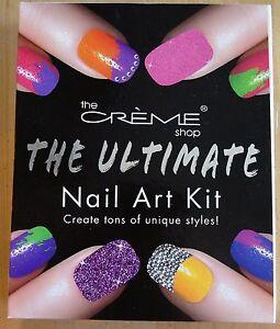 The Creme Shop Ultimate Nail Art Kit 853849001253 Ebay
