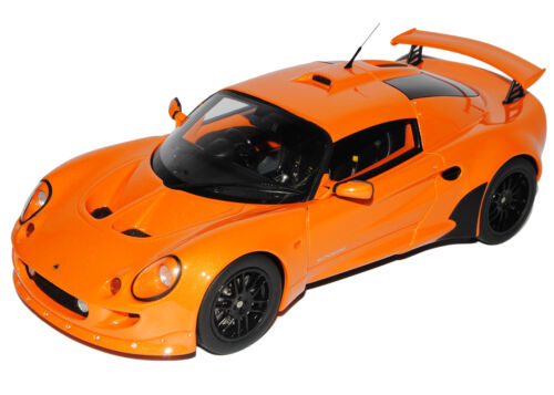 Generation 2001-2004 Nr 054 1//18 GT Spirit Modell Aut.. Lotus Exige S1 Orange 1