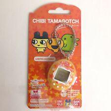 Bandai Tamagotchi Chibi Mini UNIQLO Limited Edition Orange 2006 Japan