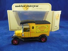 Scarce Matchbox Yesteryear Code 3 Y12 1912 Model T Ford Ewell Collectors Club
