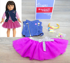 "American Girl TRULY ME LOVE TO LAYER ACCESSORIES for 18/"" Dolls Clothes Clips NEW"