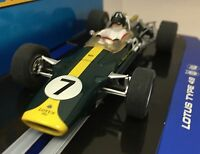 Scalextric Lotus Type 49 Graham Hill No 7 C3031 Old Store Stock