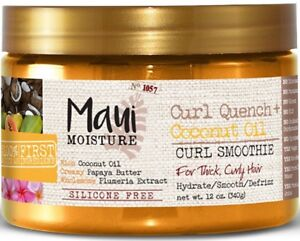Maui-Moisture-Curl-Quench-Coconut-Oil-Curl-Smoothie-12-oz-Pack-of-3