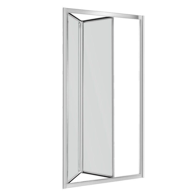 Duschkabine mit Schiebetüren, Schiebetüren, Schiebetüren, Ikarus 80cm Graphit 45150b