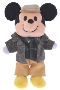 Disney Plush doll nuiMOs Costume Jacket Set Tweed Boy Autumn Japan NEW