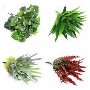 hause-hochzeit-dekor-amt-gruenes-gras-fake-blatt-kuenstliche-pflanze-laub-bush