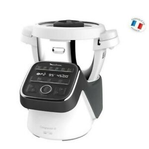 MOULINEX Robot cuiseur - Companion XL - HF80C800 - Noir Neuve Garantie 2 ans