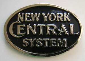 HAT Pin LAPEL Pin e NEW YORK CENTRAL SYSTEM Railroad PIN