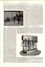 1898 Lord Dundonald Galloping Machine-gun Carriage Alexander Shanks Marine Eng