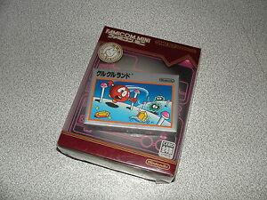 CLU-CLU-LAND-Famicom-Mini-import-Japon