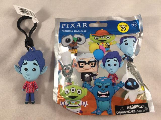 Disney Pixar Figural Bag Clip Series 29 Wall-E Figure NEW