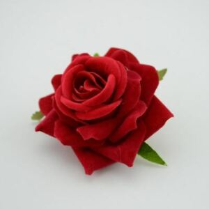 Artificial Rose Flowers 1pcs Lot Cheap 6cm For Wedding Car