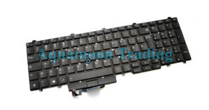 Electronics Laptop Keyboard Compatible for DELL Precision 3510 ...