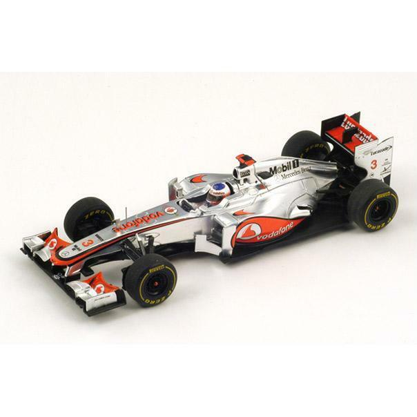 SPARK McLaren Mercedes MP4-27  3 Winner GP Australia 2012 J. Button S3044 1 43