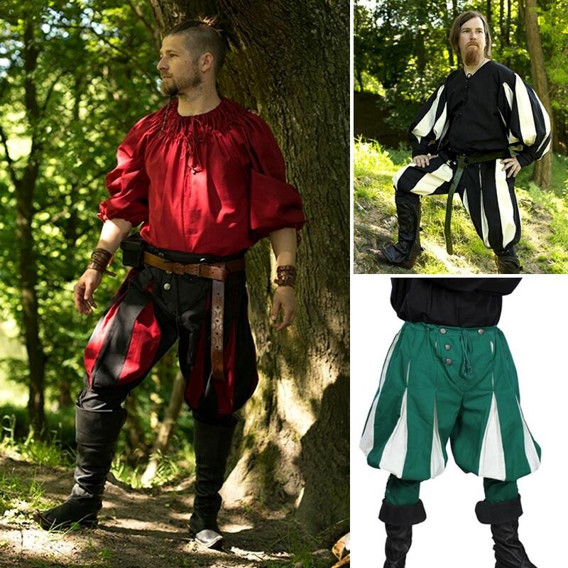 LARP Landskencht Pants - 3 Colours - Ideal For Roleplay Events