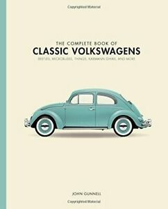 The-Complete-Book-Of-Classic-Volkswagens-Beetles-Microbuses-Things-Karma