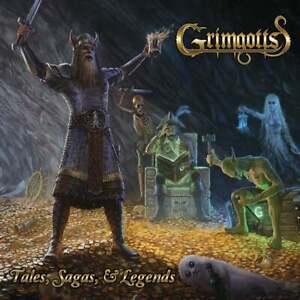 GRIMGOTTS - Tales, Sagas, & Legends (LIM.500*POWER METAL*ALESTORM*POWER QUEST)