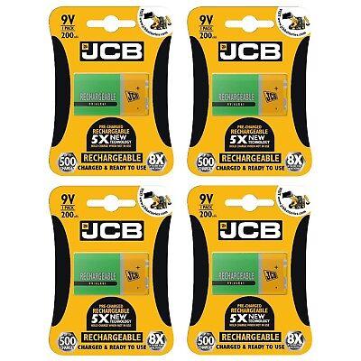 E-Block 2 x Duracell Batterie Industrial 4022 9V Block 6LR61 lose