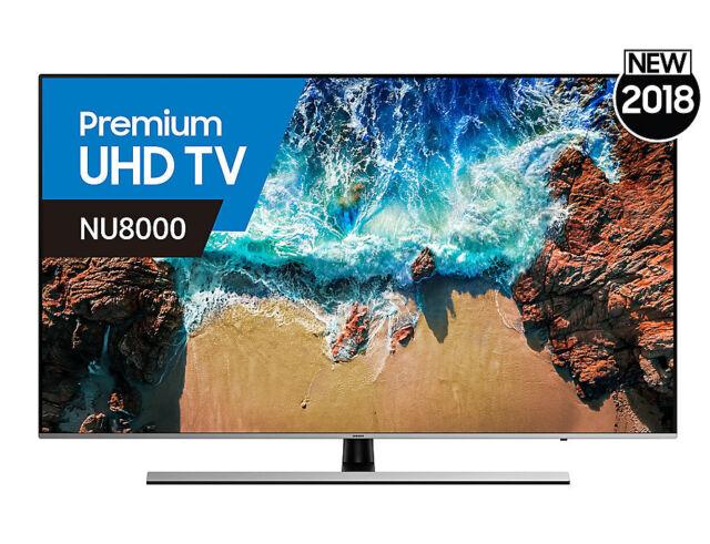 UA55NU8000WXXY Samsung 55inch 4K UHD SMART LED TV