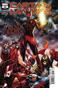 Captain-Marvel-3-11-12-variant-covers-Select-Option-NM-Comic-Books