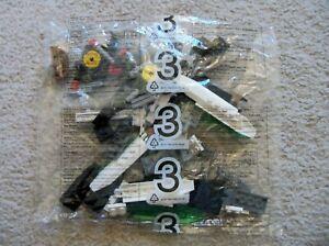LEGO-Ninjago-Rare-9450-Epic-Dragon-Battle-Bag-3-New-amp-Sealed