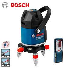 Bosch GLL5-40E 5 Line Professional Electronic Self  Multi-Line Laser Level