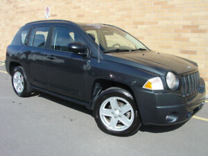 2010 Jeep Compass Sport. WOW!! Only 93000 Km! 5 Spd. Manual!