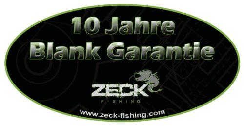 Zeck Pro-Cat Spin 270 cm Blinker Jörg Welsrute Wallerrute Wels Rute Catfish
