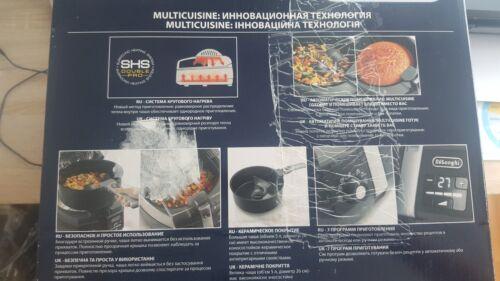 MULTIKOCHER MULTICOOKER De' Longhi MultiCuisine 5 in 1  mVhLu