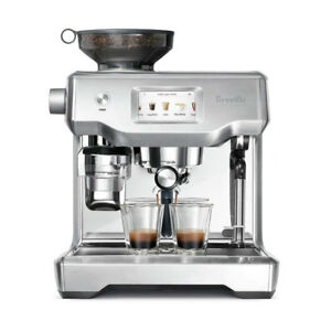 Breville-BES990BSS-Oracle-Touch-2400W-Coffee-Machine-RRP-3499