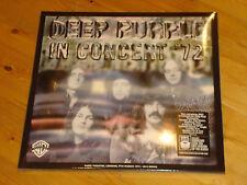 """Deep Purple in Concert 72 Double 2 X LP 12"""" Vinyl Single 7"""" 2016"""