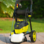 thumbnail 4 - 3000 Psi Max 1.30 Gpm 14.5 Amp High Performance Electric Pressure Washer With Ho