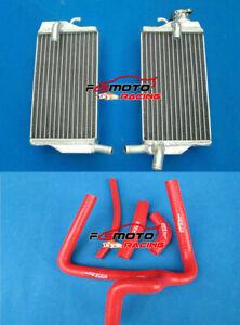 Red Silicone Radiator Hose for Honda CR250R 2002-2004 2003